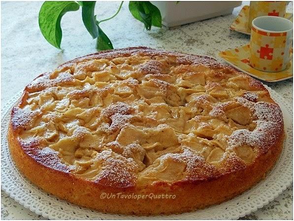 Ricetta per una buona torta di mele