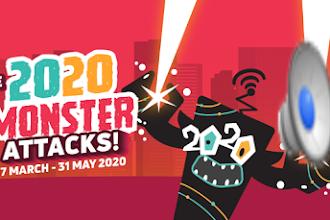 Yoodo tawarkan data 20GB hanya RM20 untuk hiburan tanpa terhad sepanjang tempoh PKP