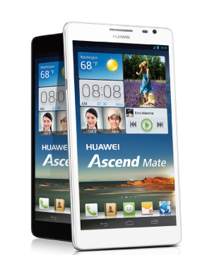 Globe Telecom offers Huawei Ascend Mate at Plan 999