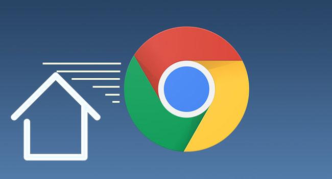 Chrome Ana Sayfa Düğmesini Göster-www.ceofix.com