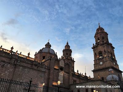 Catedral de Morelia, Michoacán