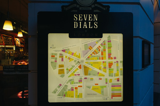 セブン・ダイアルズ(Seven Dials)