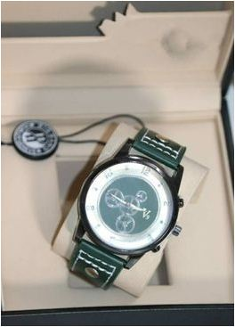 New Synthetic Leather Watches For Men