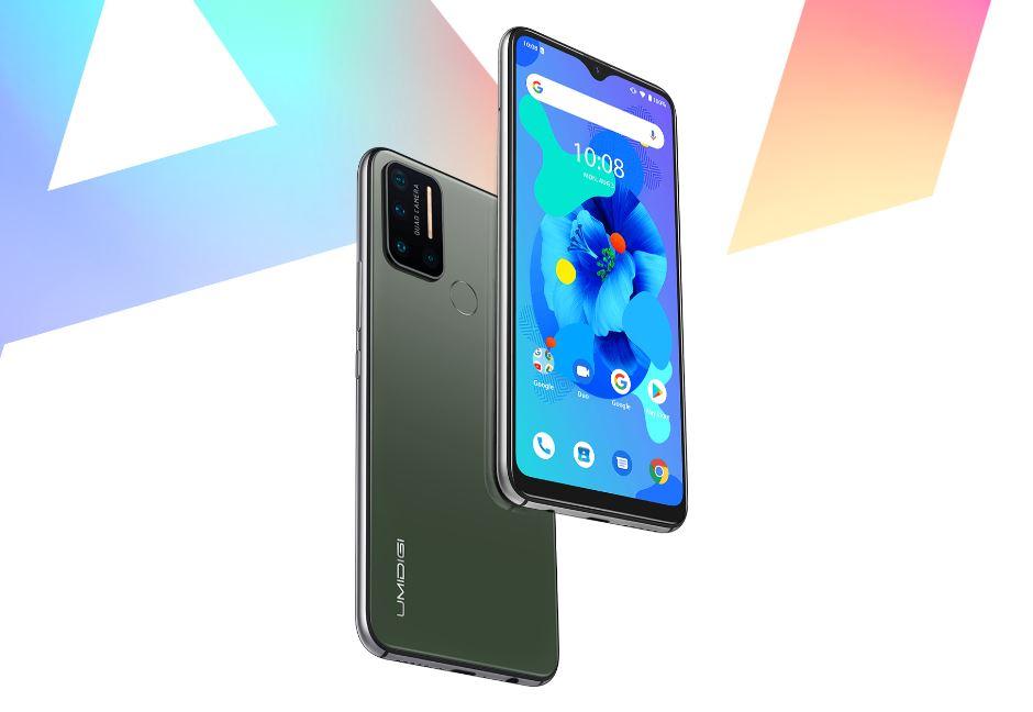 Umidigi A7, Smartphone Quad Camera Murah Bertenaga MediaTek Helio P20