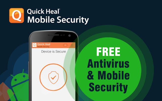 Quick Heal Mobile Security & Antivirus, a Mobile Security App, is a complete Internet security for Android device Protect your device from unauthorized users.