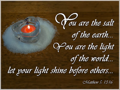 Image result for Matthew 5:13