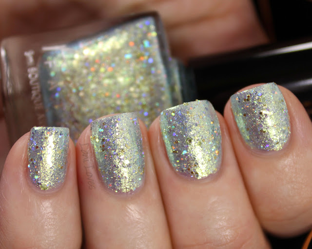 Femme Fatale Maze of Mirrors Nail Polish Swatches & Review
