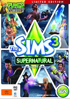 Sims 3: Supernatural image