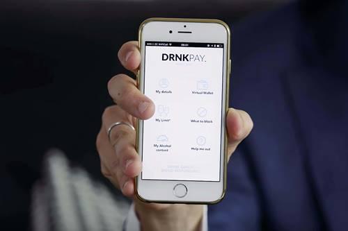 App bloqueia o seu cartão quando você já bebeu demais