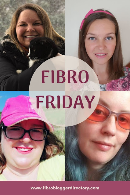 Fibro Friday blog link up - fibromyalgia articles