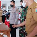 Jelang Pilkades Serentak, Pemkab Lamsel MoU Dengan Polri dan TNI