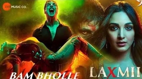 Bam Bholle Song Lyrics In Hindi - Laxmmi