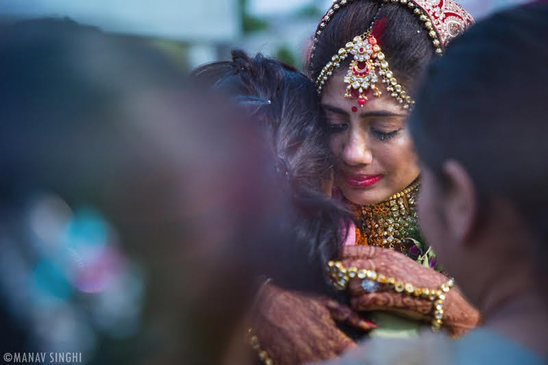 Deepika + Anuj = Candid Wedding Photography - Jaipur.