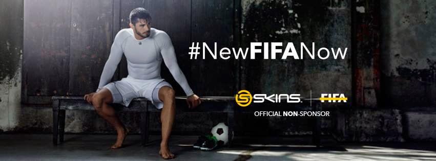 """Skins y su campaña """"No"""" sponsor de FIFA"""