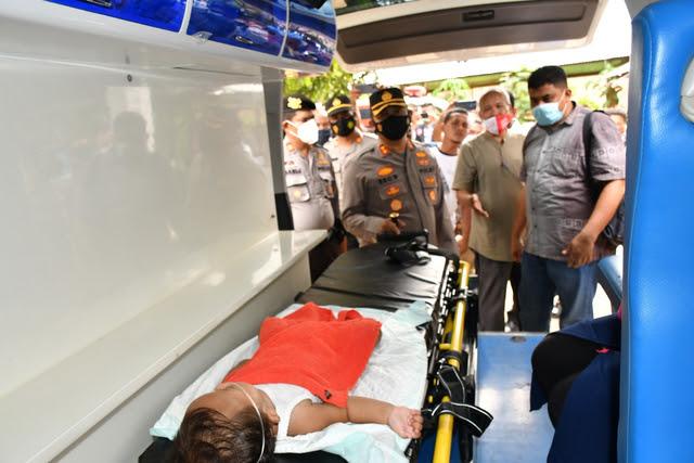 Korban Keracunan Gas di Aceh Timur: 14 masih dirawat, sisanya berangsur pulih