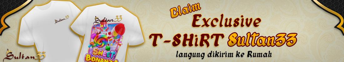 BAGI BAGI EXCLUSIVE T-SHIRT SULTAN33