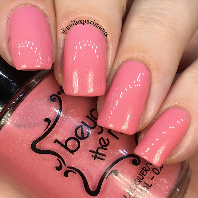 beyond the nail polish in magical fairy wand