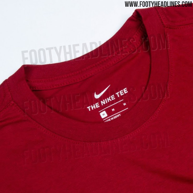 Best New Nike Style - Nike AS Roma 19-20 Kit T-Shirt Leaked