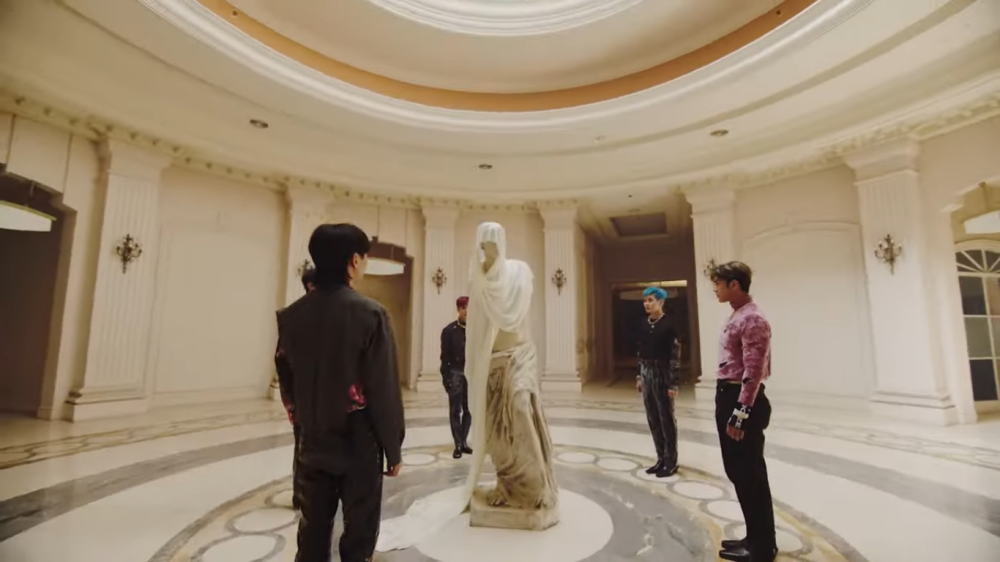 Nu'est is Back With 'INSIDE OUT' MV