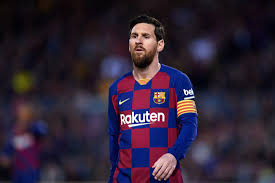 Barcelona without Messi is worse than barbecue without salt