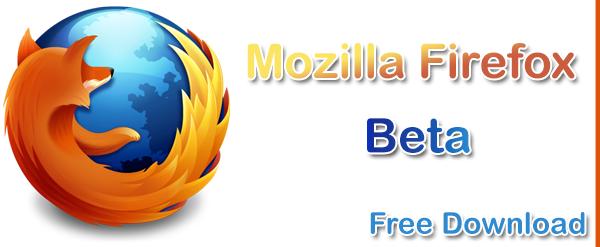 Mozilla-Firefox%2BBeta Mozilla Firefox 53 Beta 2 For PC [32bit/64bit] Apps