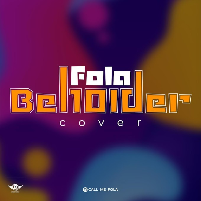 Fola - Beholder cover