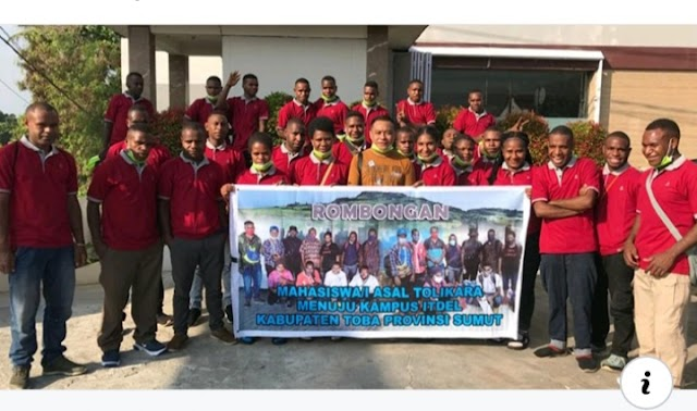 Pemkab Tolikara Sekolahkan 26 Putra-Putri Asli Papua Ke Sumatera Utara