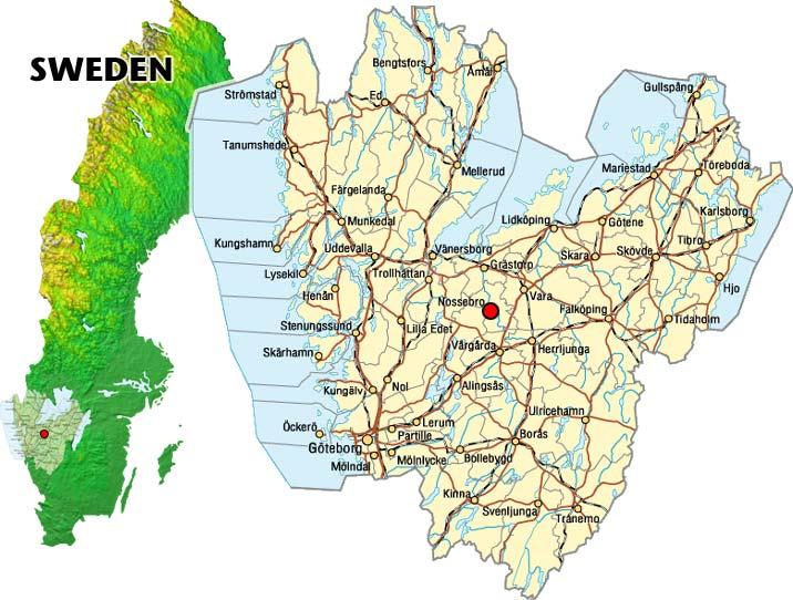 kart sverige gøteborg Karta över GötebKommun bild | Karta över Sverige, Geografisk  kart sverige gøteborg