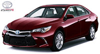 2018 Toyota Camry Hybrid Sedan Review Design