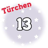 Häkel-Adventskalender #13