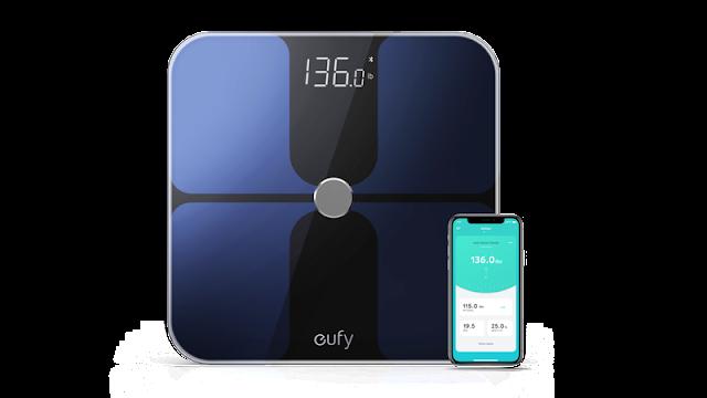3. Eufy BodySense Smart Scale