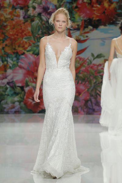 Bonitos vestidos de novias | Colección Galia Lahav 2017