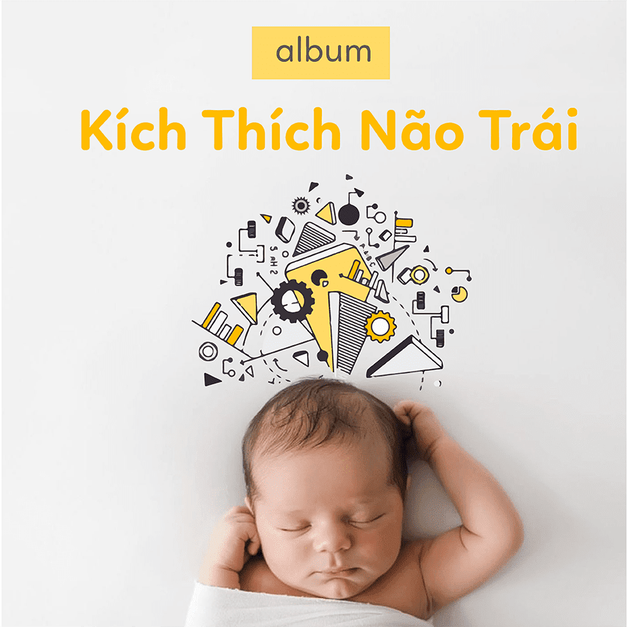 Album nhạc thai giáo thích hợp cho Mẹ Bầu 3 tháng cuối