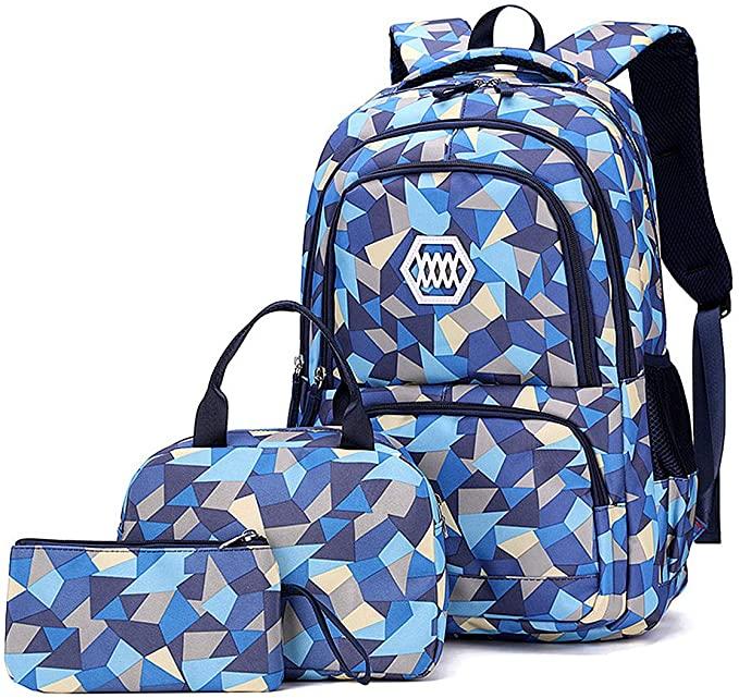55% OFF Carvas Backpack for Boys & Girls