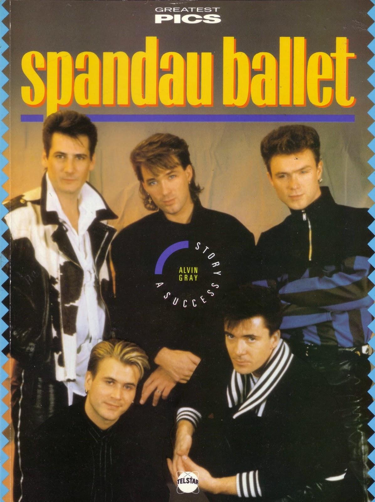 True Cover Version of Spandau Ballet  JN Creative