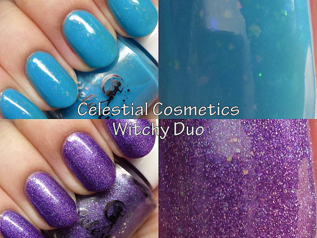Celestial Cosmetics Witchy Duo