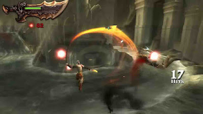 Download Game God Of War: Ghost Of Sparta ISO (PSP)