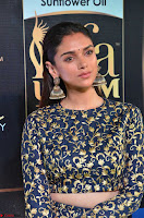 Aditi Rao Hydari in a Beautiful Emroidery Work Top and Skirt at IIFA Utsavam Awards 2017  Day 2 at  10.JPG