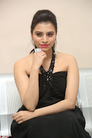 Priyanka in Sleeveless Black Slim Dress Spicy Pics ~  Exclusive 10.JPG