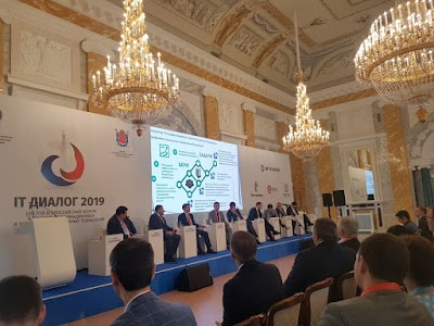 В Санкт-Петербурге состоялся всероссийский форум IT-Диалог 2019