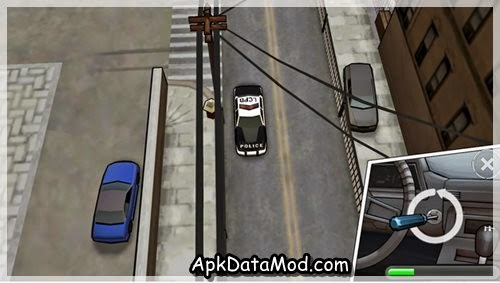 GTA Chinatown Wars being cop
