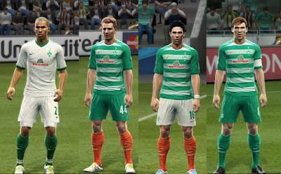 Werder Bremen update