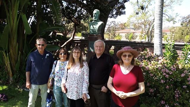 Gyülekezeti kirándulás a Kossuth szoborhoz