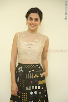 Taapsee Pannu in transparent top at Anando hma theatrical trailer launch ~  Exclusive 006.JPG