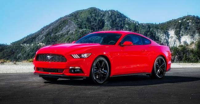 2018 ford mustang ecoboost release date and price fordmustangrelease. Black Bedroom Furniture Sets. Home Design Ideas
