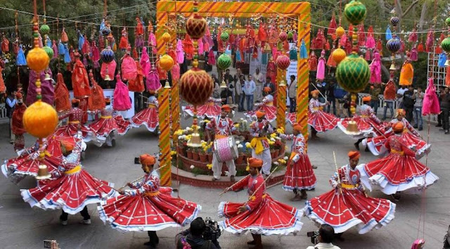 Rajasthani Festivals - YatraWorld