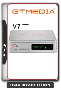 Freesat GTMedia V7 TT Atualização Primeira Versão de Lançamento