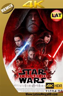 Star Wars: Los Últimos Jedi (2017) Latino Ultra HD BDREMUX 2160P - 2017
