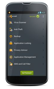 Avast Antivirus software 2014 for all devices