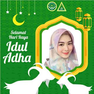 Twibbon IPNU IPPNU Idul Adha 1442 H 3